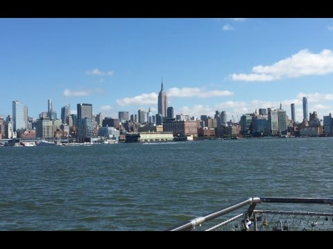 scOpe :: Manhattan Skyline from the Hoboken Waterfront - New York City Guide