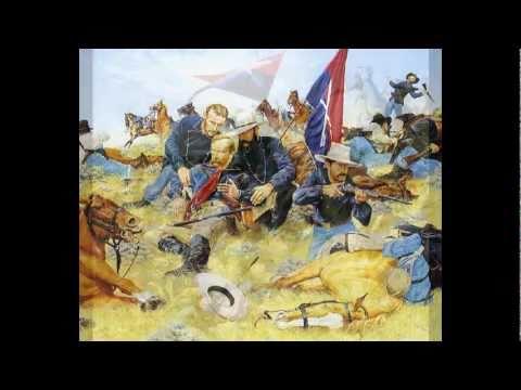 Garry Owen (Fifes and drums; Fifres et tambours)/ Marche du 7e de cavalerie/ 7th cavalry march.