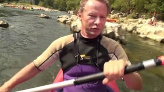 Ardèche - Descente des Gorges en Kayak