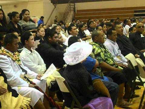 Hiva a Honolulu - ta e Tue Vaea - Pohiva STT Fakavahefonua Hawaii 2012