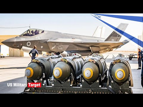 Lranian Doesn't Like It: Only Israel Can Modify Its F 35 Stealth Fighters  Here's Why