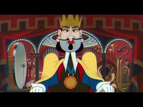 The First Animated Surrealist Film | The King and the Mockingbird