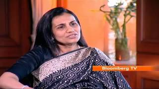 Women In Leadership- Positive Mindset Is Key: Chanda Kochhar