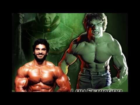 Lou Ferrigno: The Incredible Legend - YouTube