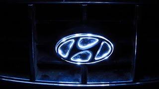 видео Подсветка дверей авто с логотипом - как сделать своими руками? + Видео » АвтоНоватор