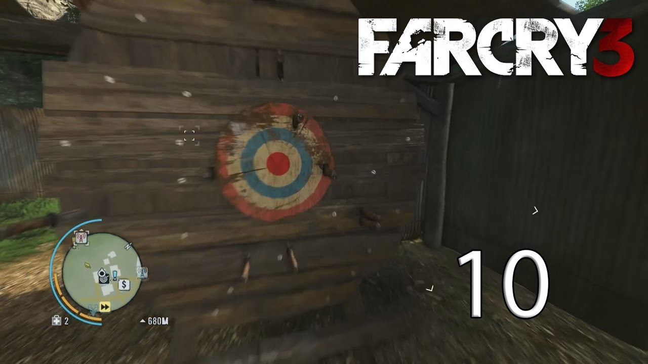 Messer Werfen Wie Ein Profi Far Cry 3 010 Youtube