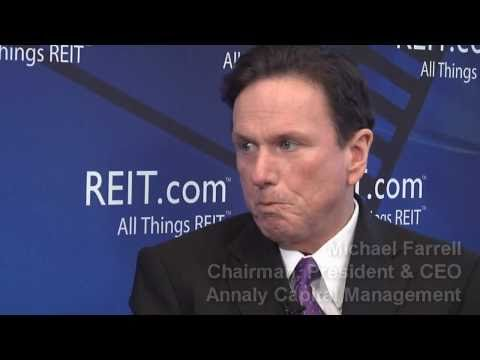 Stability Returning to Mortgage-Backed Securities Market - Annaly's Michael Farrell on REIT.com