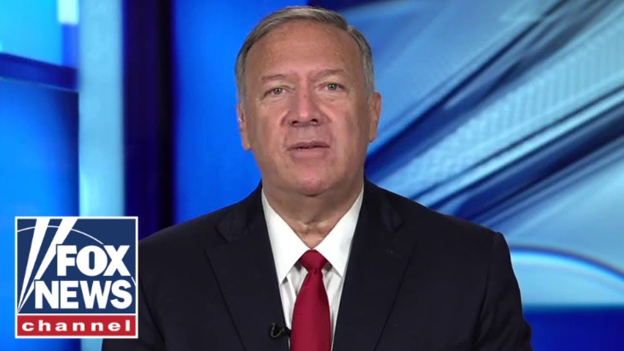 Download Pompeo: US adversaries watching US 'destroy' its alliances amid Afghanistan exit