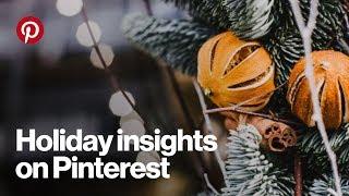 Holiday webinar 1: insights