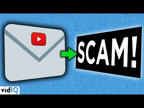 Don't Fall for YouTube Email Phishing Scams!