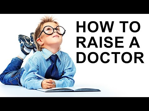 Parents: See How I Raised My Child To Become A Doctor