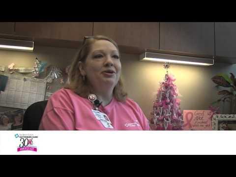 Hattiesburg Clinic - Breast Cancer Awareness - Shannon Malone