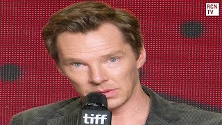 Benedict Cumberbatch Interview The Current War Premiere