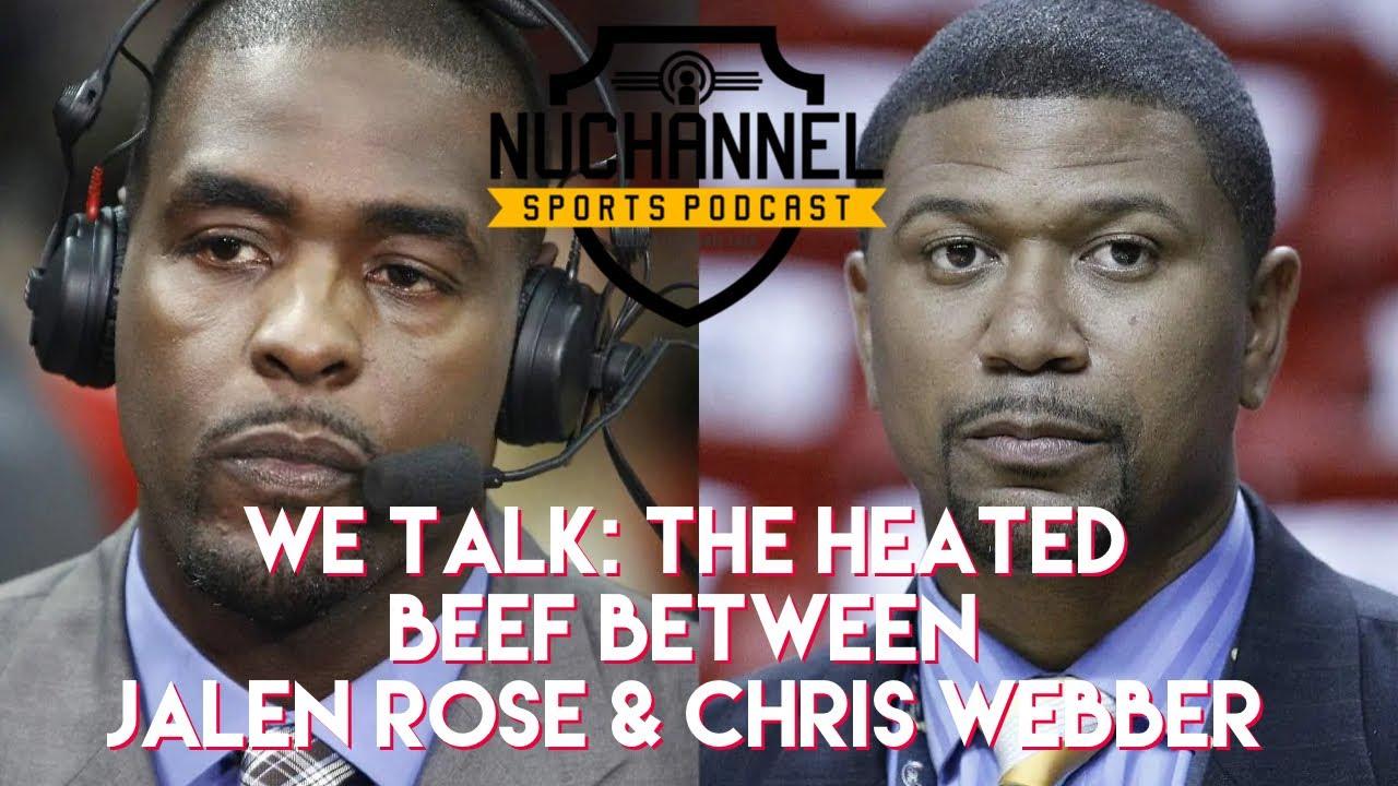 Download We Talk: The Heated Beef Between Jalen Rose & Chris Webber