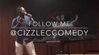 Comedian Cizzle C : Bollywood