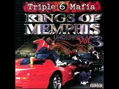 Three 6 Mafia-Jealous Ass Bitch