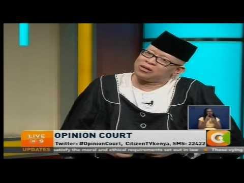 Opinion Court: Nomination politics and IEBC preparedness