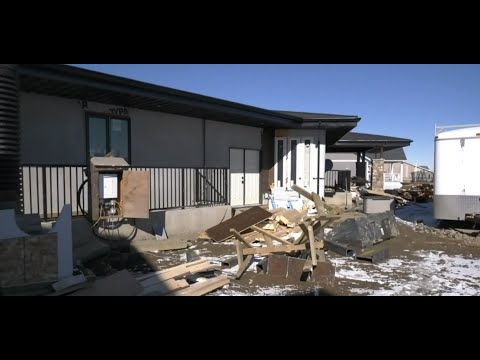 'It's been constant stress': Alberta couple sees dream home turn into nightmare