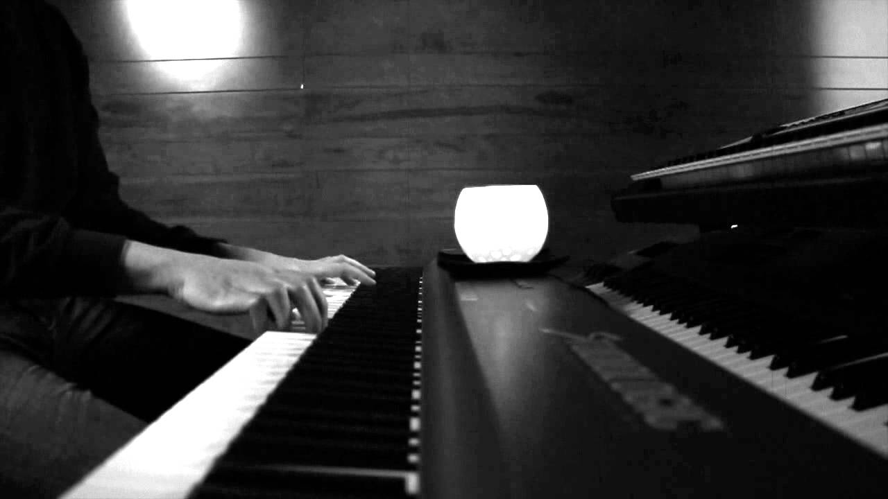 nine inch nails - a warm place (piano cover) - YouTube
