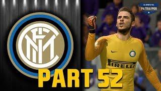 [FIFA 19 INTER Career Mode] Part 52 - FIORENTINA, FROSINONE