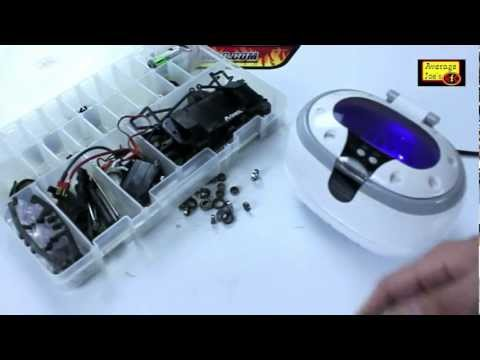 Ultrasonic Cleaner - Product Review - Average Joe's R/C