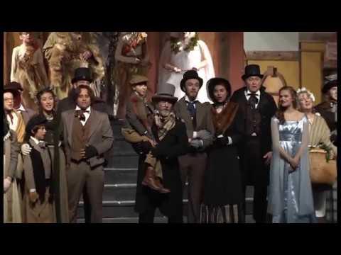 """Humbug! A Christmas Carol"" Finale - God Bless Us Everyone - YouTube"