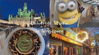ENG)싱가포르 유니버셜 스튜디오 VLOG :: 샹그릴…