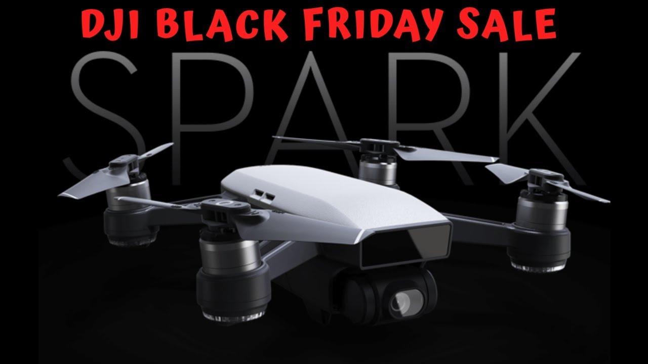 cb27db46fda DJI Black Friday Sale 2018 Starts Tommorow - YouTube