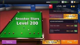 Snooker Stars Level 200   Snooker Speed Play   200/240 screenshot 4