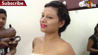 Bollywood Actress and Makeup man
