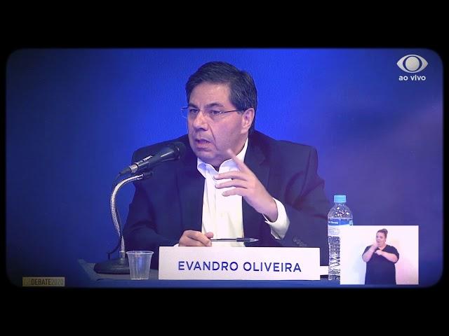 EVANDRO OLIVEIRA - MEU COMPROMISSO COM AS ENTIDADES SOCIAIS!