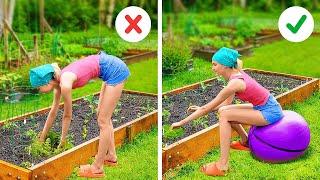 36 Kiat Berkebun yang Berguna || Cara Mudah Menanam dan Memanen