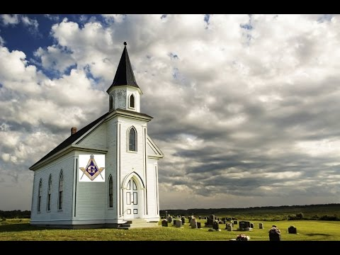 Are Church Buildings Covert Masonic Lodges?
