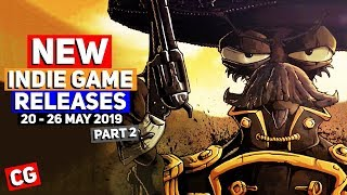 Indie Game New Releases: 20 - 26 May 2019– Part 2 (Upcoming Indie Games)