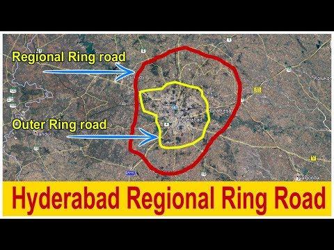 Hyderabad Regional Ring Road  || Starting Soon || People's World.