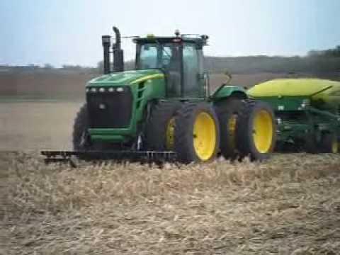 MayWes Stalk Stompers for John Deere 9230 Tractors