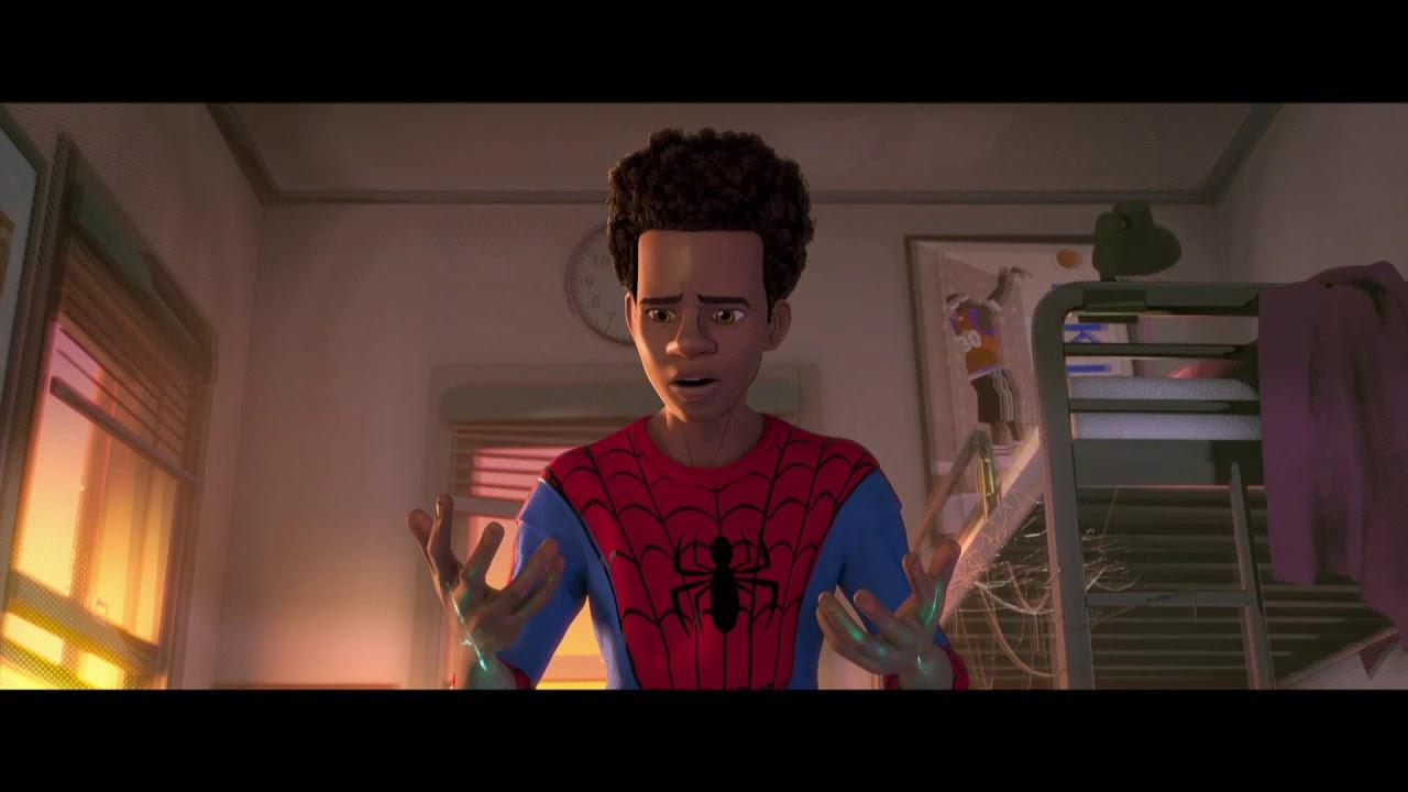 """SPIDER-MAN: DANS LE SPIDER-VERSE: Pub télé - """"Commande"""""""