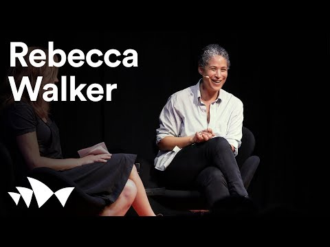 Rebecca Walker on third wave feminism | all about women 2018