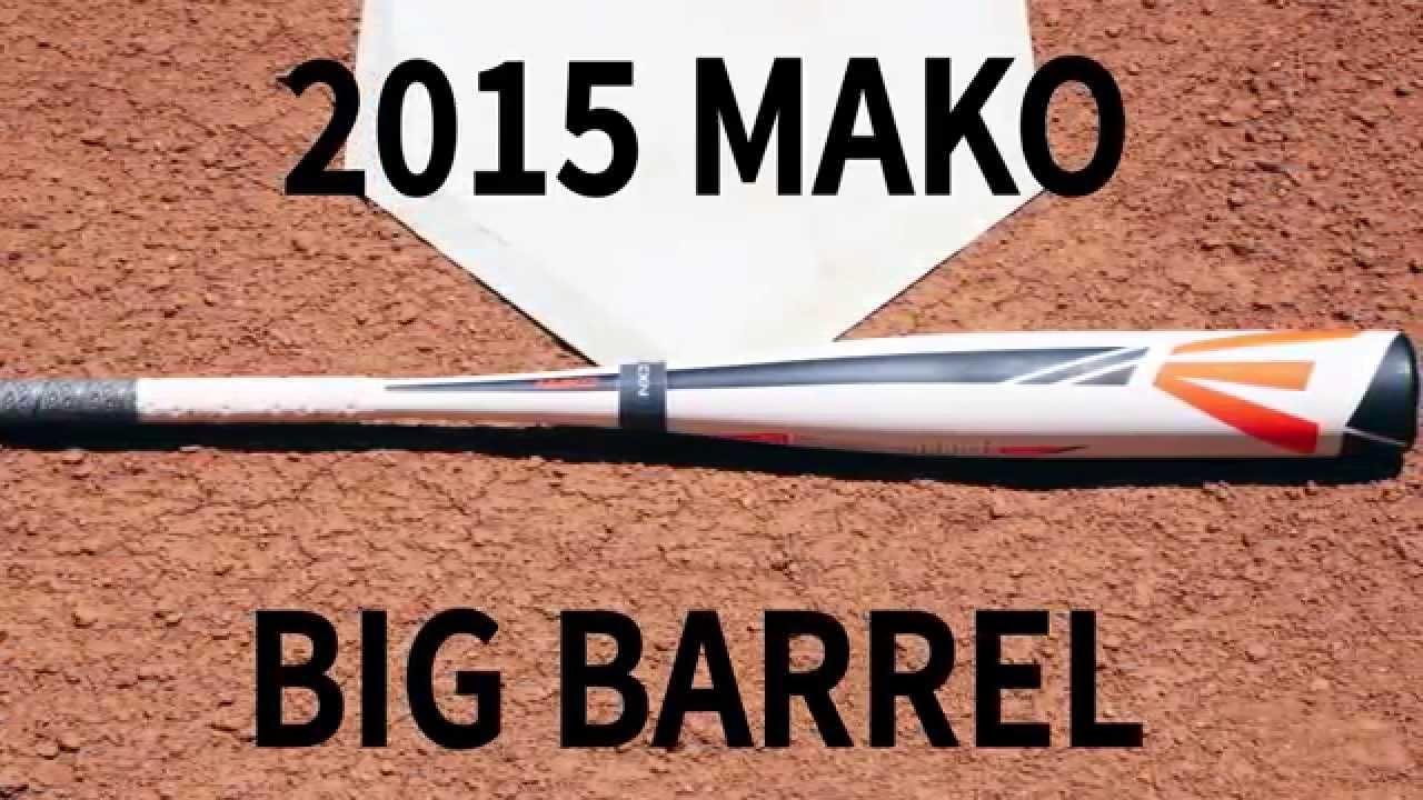CheapBats com 2015 Easton Mako Youth Big Barrel Baseball Bats SL15MK