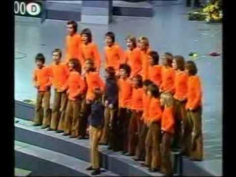 Les Poppys - Non,Non,Rien N a Change - 1973, Dusseldorf