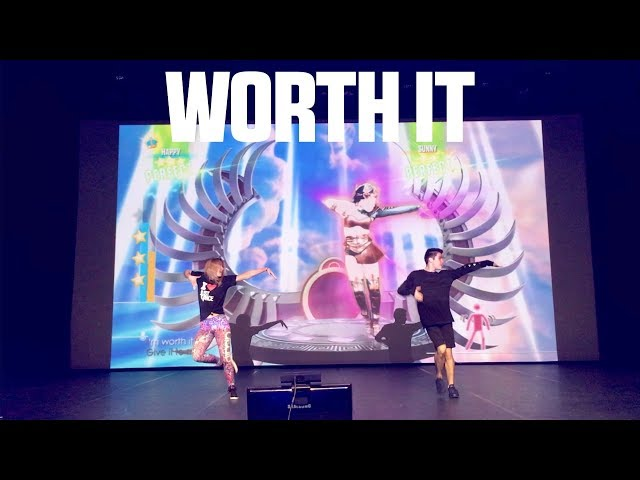 "Just Dance ""WORTH IT"" Fifth Harmony 