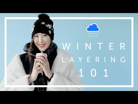Winter Layering 101 Lookbook  | Chriselle Lim