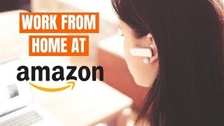 13 Amazon Customer Service Jobs at Home Hiring RIGHT NOW 2019