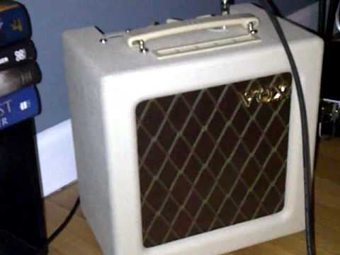 vox ac4tv8 and a yamaha rgx a2 youtube. Black Bedroom Furniture Sets. Home Design Ideas