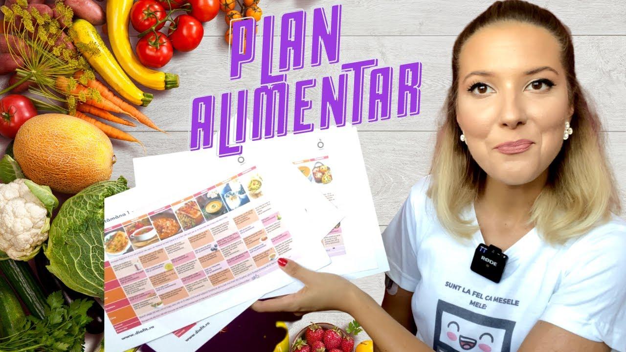 Ce inseamna un plan alimentar in diabet