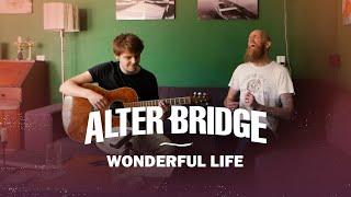 Alter Bridge - Wonderful Life (acoustic cover)