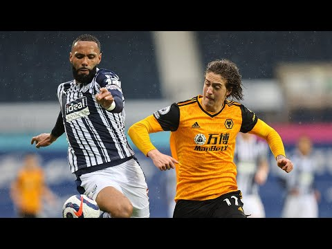 West Bromwich Albion v Wolves highlights
