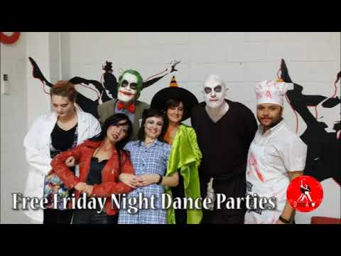 Friday Night Dance Parties - Adelaide Social Nights - Dance Amor