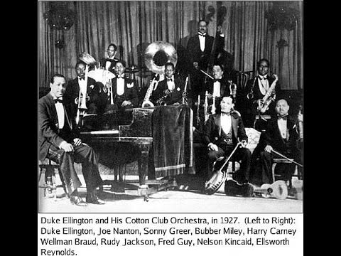 duke ellington & his orchestra -  it's glory (1931)