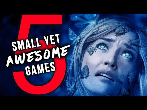 5 Small Yet Awesome Games of November 2017